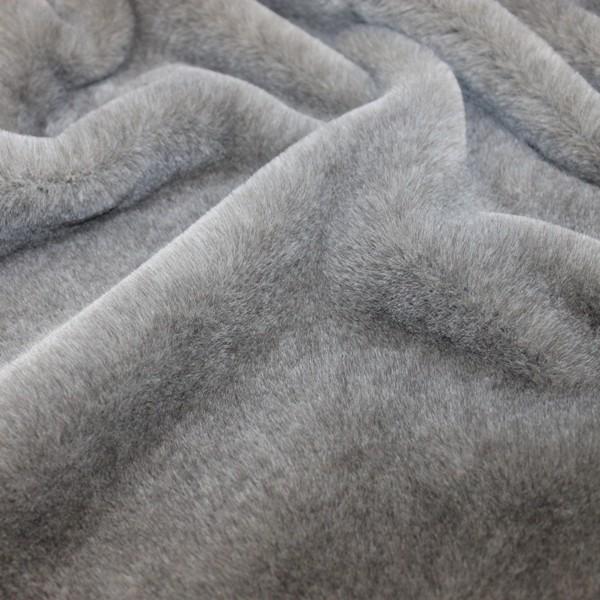 Мех искусственный серый купить